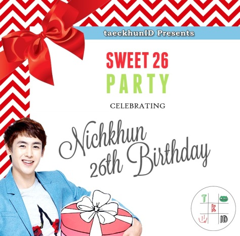 NICHKHUN BIRTHDAY PARTY 0