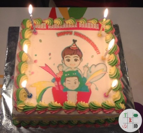 Nichkhun Birthday Party 2