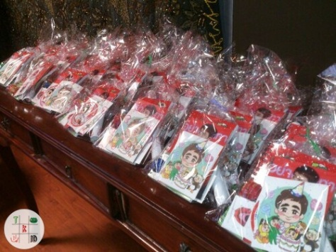 Nichkhun Birthday Party 4
