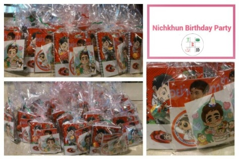 Nichkhun Birthday Party 6