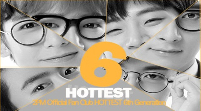 [TUTORIAL] Pendaftaran 2PM Official Fan Club 'HOTTEST' 6th Generation (Silver Card)