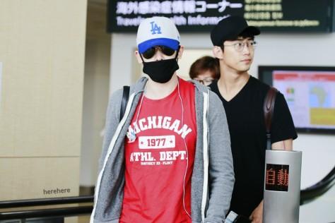 150601 Chitose Airport to Korea-2