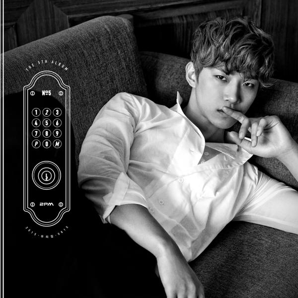 """OFFICIAL PICS] 2PM the 5th album """"No 5"""" Teaser Image #1 